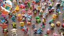 Игрушки и фигурки из киндер сюрпризов и других шоколадных яиц МОЯ КОЛЛЕКЦИЯ Toys and minifigures
