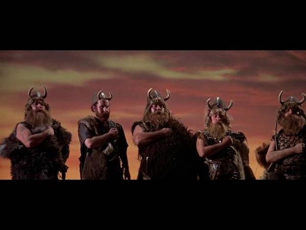 Всемирная история Похороны викинга