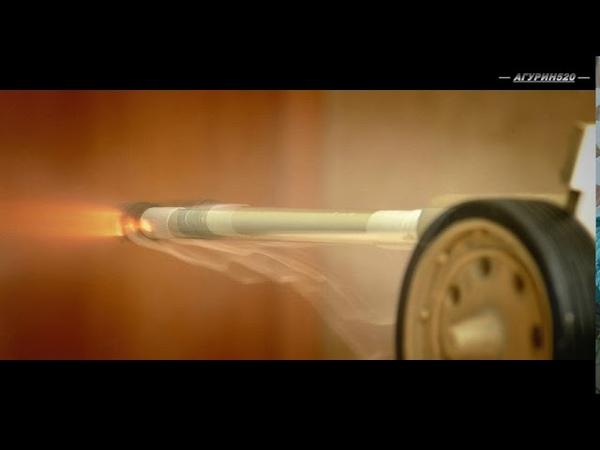 тестовый выстрел корсаром 1 ПАК 43