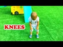 Head, Shoulders, Knees and Toes Song for Kids