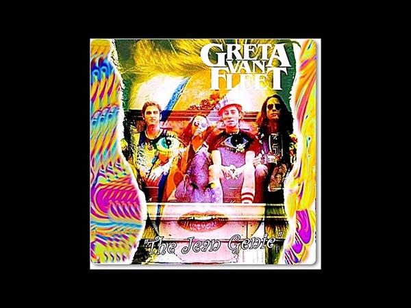 Greta Van Fleet The Jean Genie David Bowie Tribute Howard Stern Show