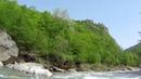 Адыгея, сплав по реке Пшеха 07 мая 2019 года. Волчьи ворота.