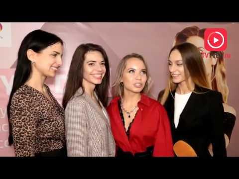 Конкурсантки Мисс Тверь попробовали себя в роли стилистов на модном дне в ТРЦ РИО