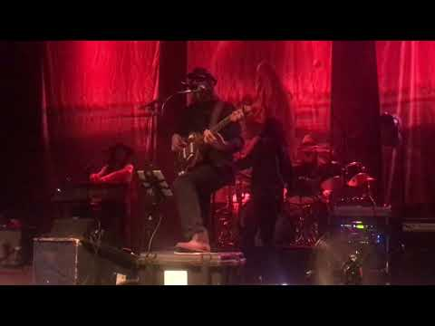 The Claypool Lennon Delirium with Geddy Lee surprise appearance Toronto 04 10 2019