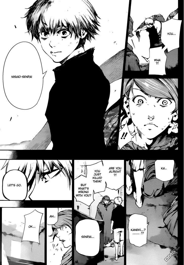 Tokyo Ghoul, Vol.8 Chapter 72 Half, image #5