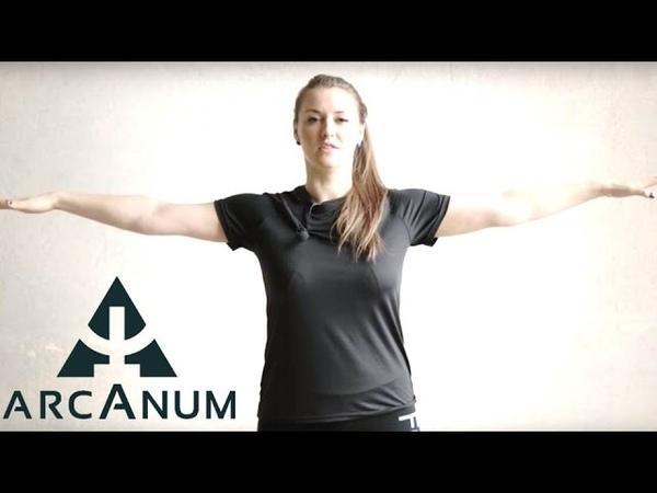 Энергетическая гимнастика усиление эфирного поля. Ольга Найдёнова Серия 77 Арканум ТВ