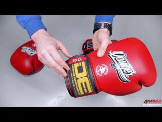 Боксерские перчатки Danger - обзор от 4MMA