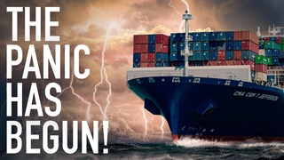 Panic At Sea: 100,000 Sailors Stuck At Cargo Ships As Global Shipping Crisis Goes From Bad To Worse