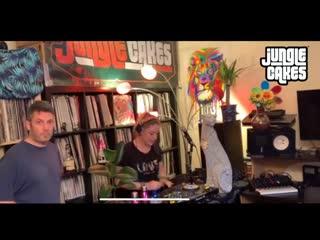 Ed Solo & Jessi G - Jungle Cakes Lockdown 19/06/2020