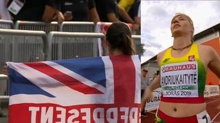 Women's 200m FINAL | European Athletics U20 Championships | ᴴᴰ