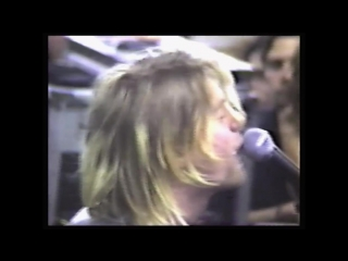 Nirvana - live at beehive music & video, seattle, wa, us, [16/09/1991]