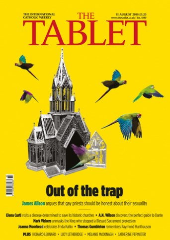 The Tablet Magazine-11 August 2018