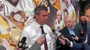 """Penguins Coach Mike Sullivan says the pens are """"not thinking big picture"""" 