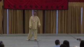Wu Tai Chi 8 methods five directions push hands