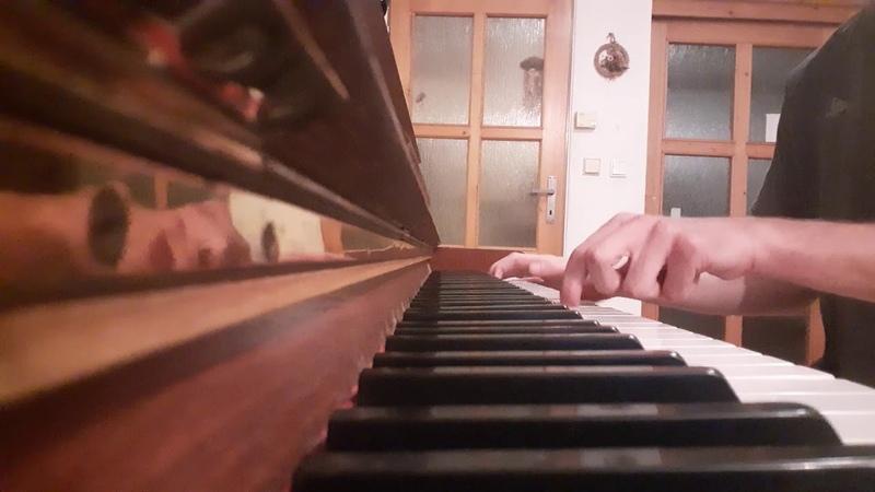 Песня на бис - Алла Пугачёва и Раймонд Паулс Pesnya na bis - Raimonds Pauls - piano cover
