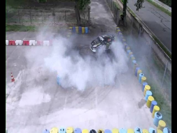 Gataka Dreaming Mode The driving physics Ken Block`s