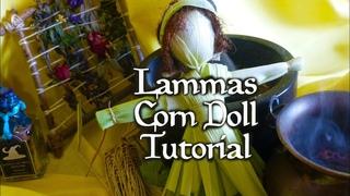 Lammas Corn Doll - Tutorial - Celebrando Il raccolto