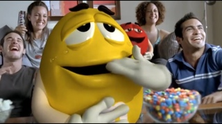 2. Non-Stop Best, Funny M&M's Ads from All Times #recutted #vagotanulo #TopMMsAds