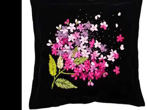 Hand Embroidery Inspiration Ribbon Embroidery 52 Beautiful Designs of Talented Artists