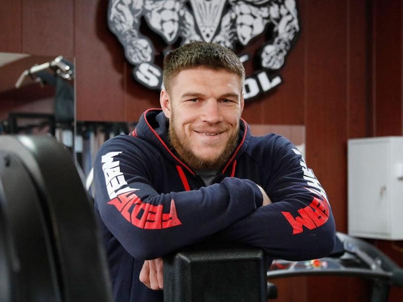 ⚡Вадим Немков уверен, что ему по силам завоевать чемпионский титул в UFC