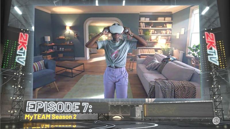 NBA 2K21 adds in game ads during loading Stevivor