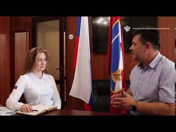 Член Общественной палаты Севастополя Олег Гасанов о подготовке общественных наблюдателей к ЕДГ-2020