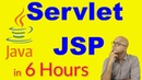 Servlet JSP Tutorial | Full Course
