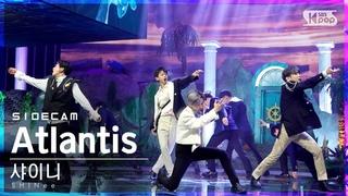 [사이드캠4K] 샤이니 'Atlantis' (SHINee Side FanCam) | @SBS .