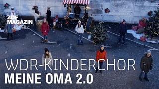 "WDR-Kinderchor feat. Jan Böhmermann - ""Meine Oma 2.0""  | ZDF Magazin Royale"