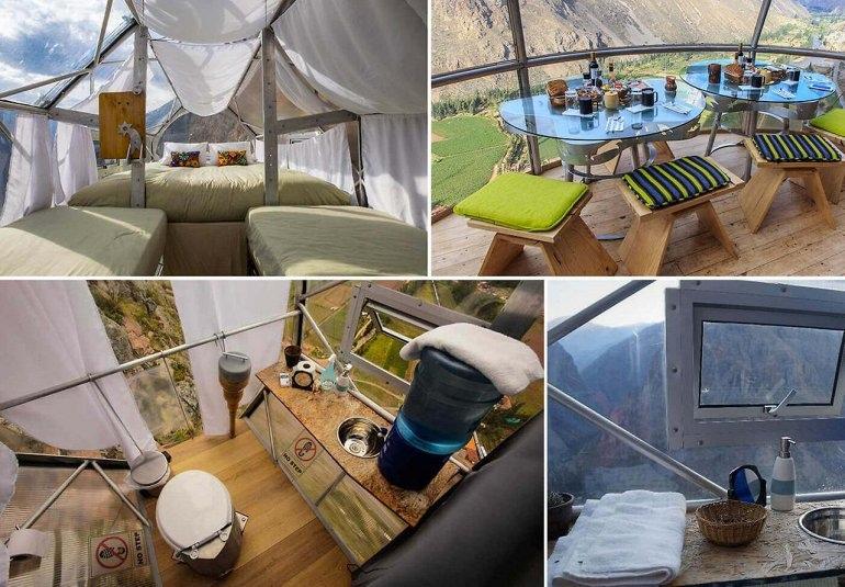 Уникальный отель Skylodge!, изображение №2