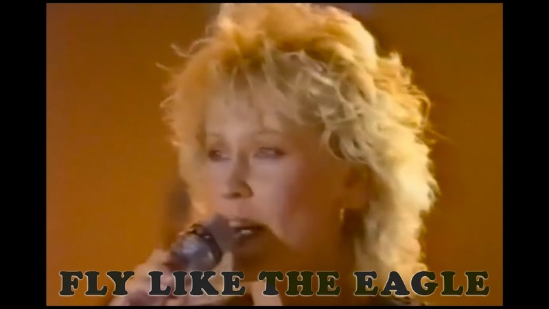 Agnetha Fältskog ABBA Ola Håkansson Secret Service Fly Like The Eagle OFFICIAL VIDEO 1985