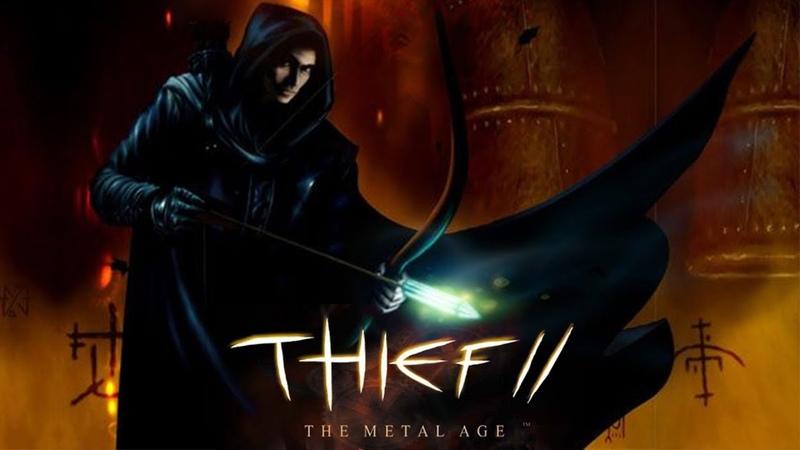 Гарретт в поисках грязных секретов Стрим по игре Thief 2 4