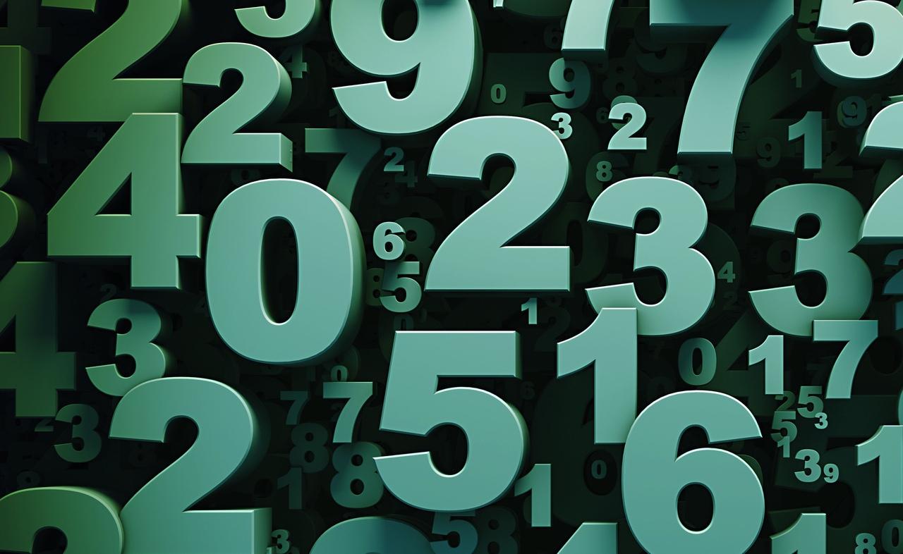 Картинки в числах