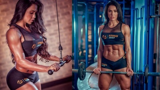 Gracyanne Barbosa fitness motivation