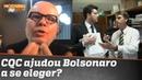 CQC foi responsável pela ascensão de Bolsonaro? Tás responde