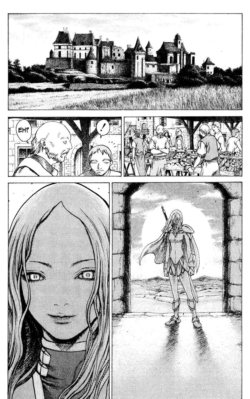 Claymore, Chapter 12, image #13