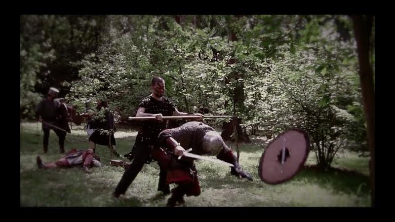 GWYDION Math Of War Official Music Video Atmospheric Symphonic Black Viking Folk Metal Portugal