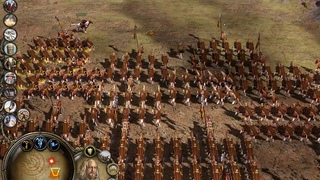 The Lord of the Rings recreation of Rohirrim army for Minas Tirith battle