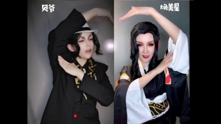 COS [ Tiktok ] kimetsu no yaiba cosplay ❤ [ 鬼灭之刃 ] PO#10