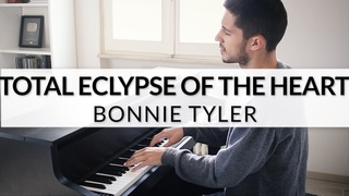 Bonnie Tyler - Total Eclipse Of The Heart   Piano Cover + Sheet Music