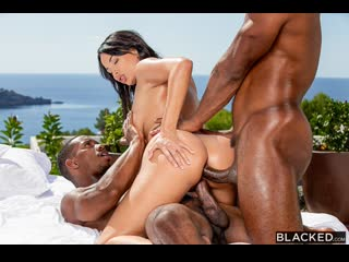 Anissa Kate - Irresistible - Anal Sex DP MILF Big Natural Tits Juicy Ass Black Cock Dick BBC IR Threesome Deepthroat Gonzo, Porn
