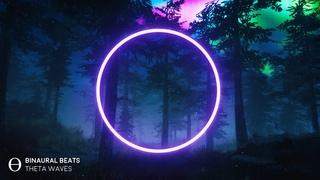 LET GO of Stress ➤ DEEP Theta Binaural Beats - Sleep Hypnosis, Lucid Dream Music