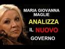 Maria Giovanna Maglie analizza il nuovo governo.