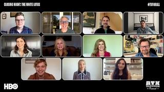 The White Lotus: World Premiere Q&A | HBO | ATX TV Festival Season 10