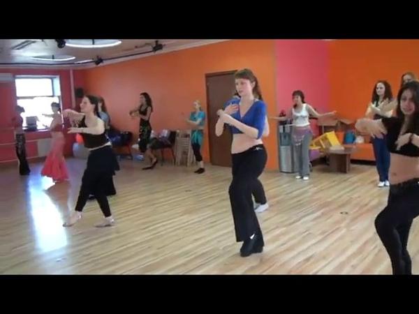 Школа танца живота.Урок 14.06.12