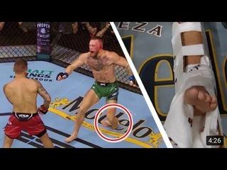 What ACTUALLY HAPPENED at UFC 264 (Conor McGregor Vs Dustin Poirier 3) SUDEX TIME