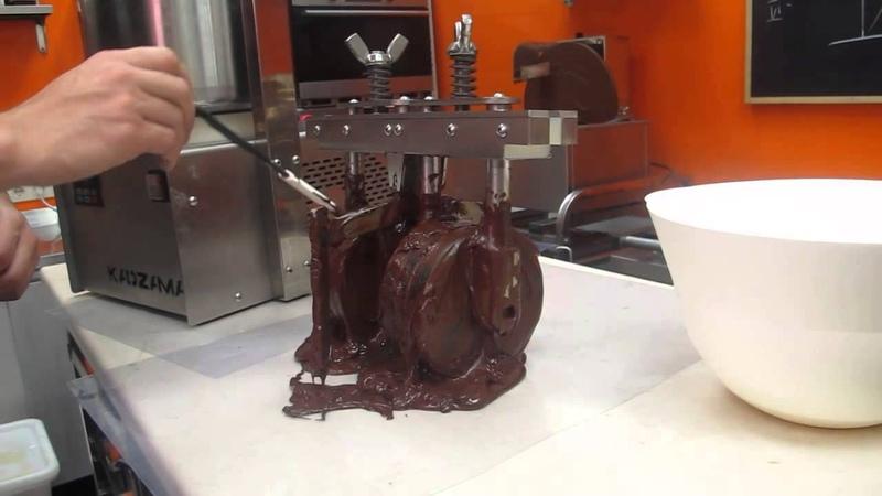 Краткий обзор меланжера melanger для производства шоколада ореховой пасты урбеч