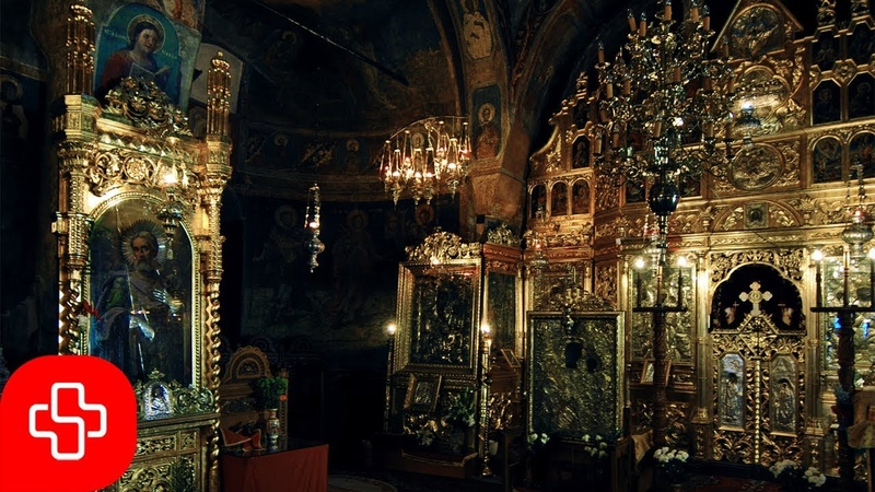 Old Slavic Orthodox Chant Ps140. Да исправится mолитва моя Let my prayer arise (Lyric Video)