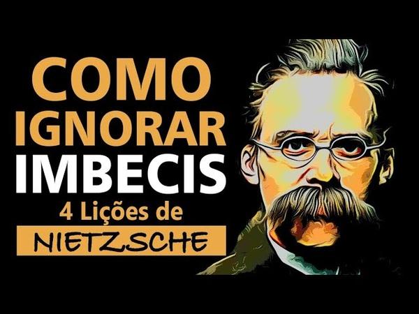 N o se importe com idiotas 4 li ões de Nietzsche Filosofia