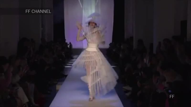 Gaultier Haute Couture Spring Summer 2019 Full Show